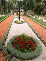 Bahai Gardens in Haifa P1030577