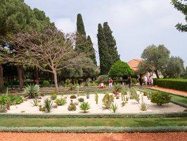 Bahai Gardens in Haifa P1030580