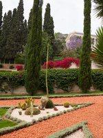 Bahai Gardens in Haifa P1030585