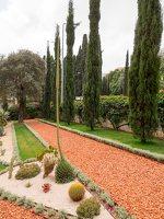 Bahai Gardens in Haifa P1030587