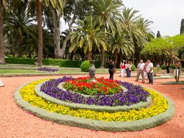 Bahai Gardens in Haifa P1030590