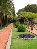Bahai Gardens in Haifa P1030591