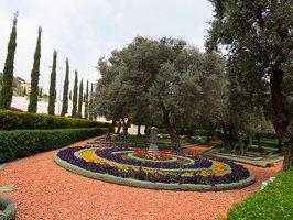 Bahai Gardens in Haifa P1030595