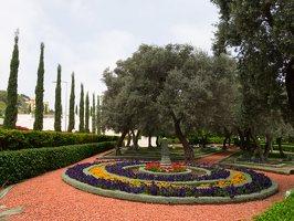 Bahai Gardens in Haifa P1030596