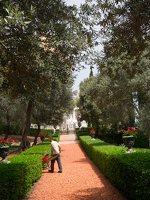 Bahai Gardens in Haifa P1030597