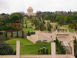 Bahai Gardens in Haifa P1030611