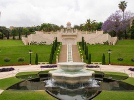 Bahai Gardens in Haifa P1030614