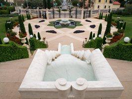 Bahai Gardens in Haifa P1030622