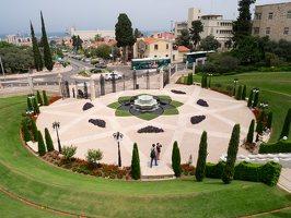 Bahai Gardens in Haifa P1030623