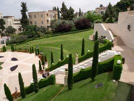 Bahai Gardens in Haifa P1030624