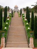 Bahai Gardens in Haifa P1030626