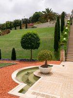 Bahai Gardens in Haifa P1030627