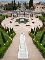 Bahai Gardens in Haifa P1030628