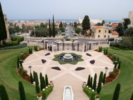 Bahai Gardens in Haifa P1030629