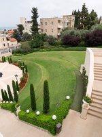 Bahai Gardens in Haifa P1030630