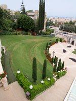 Bahai Gardens in Haifa P1030631