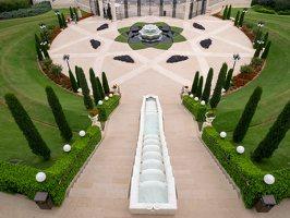 Bahai Gardens in Haifa P1030632