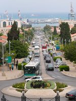 Sderot Ben Gurion, Haifa P1030640