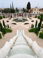Bahai Gardens in Haifa P1030646