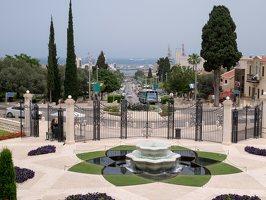 Bahai Gardens in Haifa P1030648