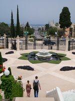 Bahai Gardens in Haifa P1030649