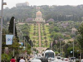 Bahai Gardens in Haifa P1030670
