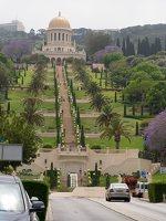Bahai Gardens in Haifa P1030677