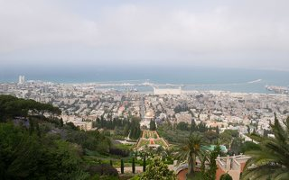 Haifa cityscape P1030680