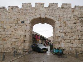 Jerusalem · New Gate P1030729