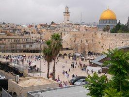 Jerusalem · Western Wall P1030909