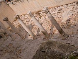 Jerusalem · Cardo P1030943