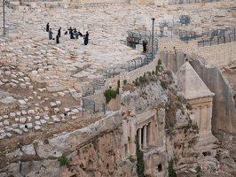 Mount of Olives · Alyvų kalnas