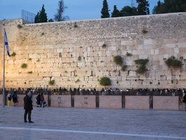 Jerusalem · Western Wall P1040032