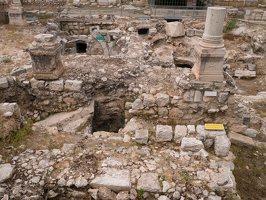 Jerusalem · Pools of Bethesda P1040177