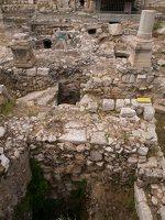 Jerusalem · Pools of Bethesda P1040178