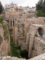 Jerusalem · Pools of Bethesda P1040179