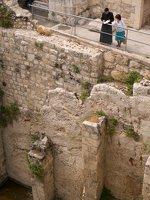 Jerusalem · Pools of Bethesda P1040182