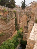Jerusalem · Pools of Bethesda P1040185