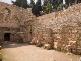 Jerusalem · Pools of Bethesda P1040186