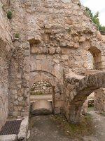 Jerusalem · Pools of Bethesda P1040190