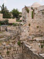 Jerusalem · Pools of Bethesda P1040195