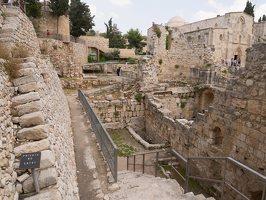 Jerusalem · Pools of Bethesda P1040197