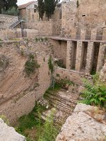 Jerusalem · Pools of Bethesda P1040198