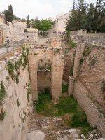 Jerusalem · Pools of Bethesda P1040200