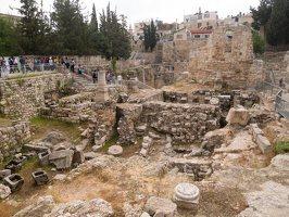 Jerusalem · Pools of Bethesda P1040206