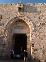 Jerusalem · Zion Gate P1040346