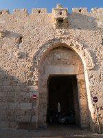 Jerusalem · Zion Gate P1040347