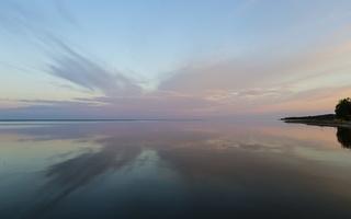 Juodkrantė · marios, debesys, saulėlydis 5071