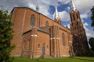 Anykščių Šv. apaštalo evangelisto Mato bažnyčia 5158