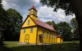 Šilėnų Švč. Mergelės Marijos bažnyčia